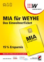 Plakat MIA Ticket