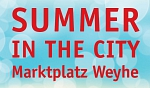 Summer in the City - Schriftzug